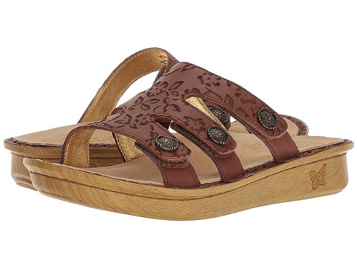 Alegria  Venice (Morning Glory Tan) Womens Sandals