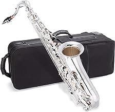 Jean Paul USA Silver-Plated Intermediate Tenor Saxophone TS-400SP