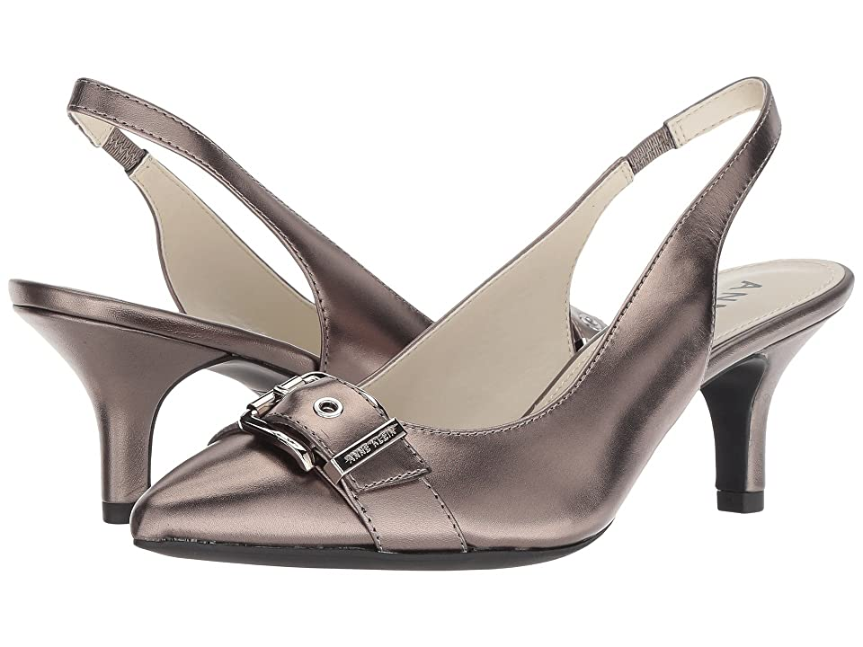 Anne Klein Fenris (Pewter Leather) Women