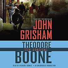 theodore boone audiobook