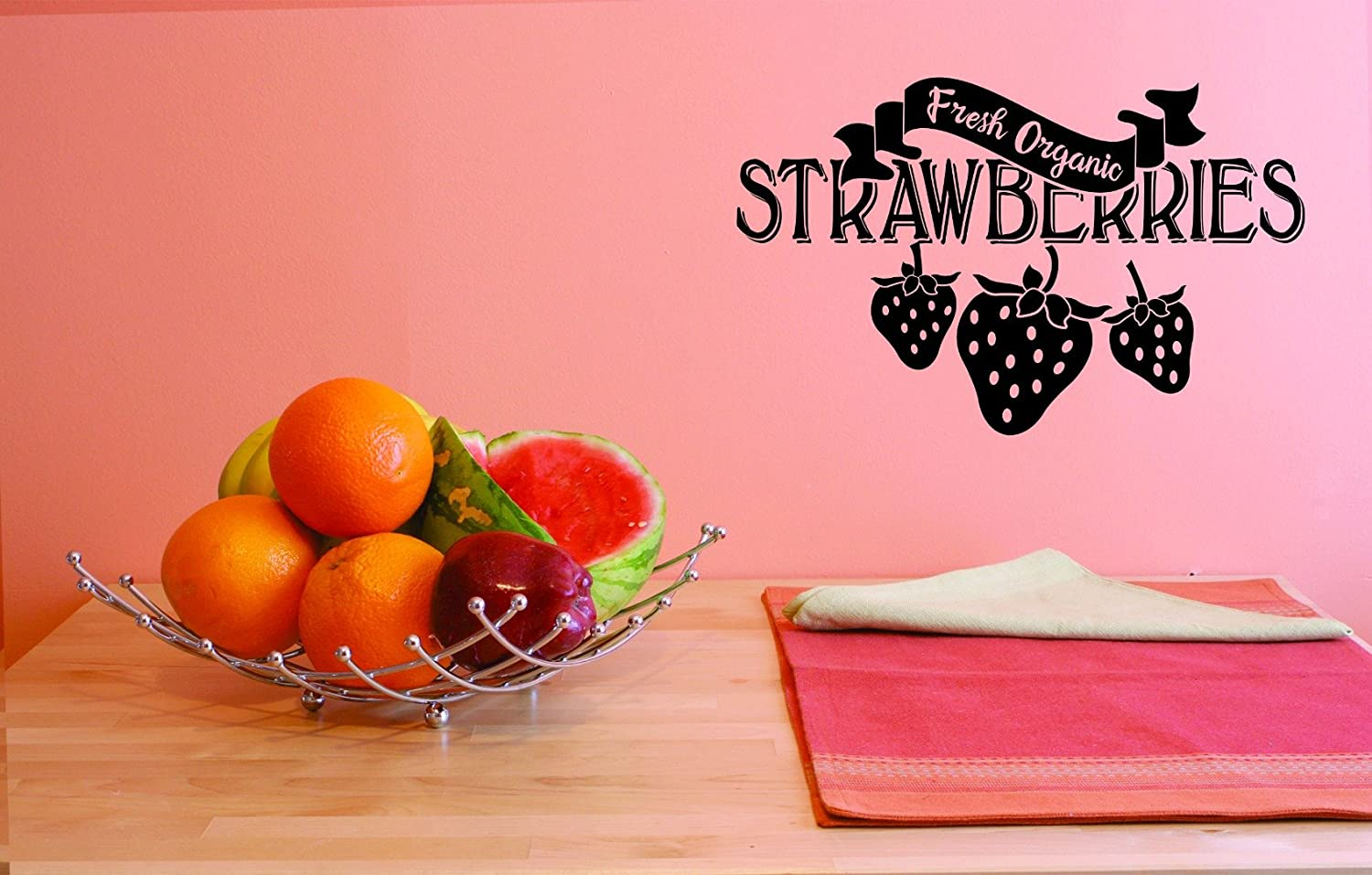 Limited time trial price Design with Vinyl Directly managed store JER 1770 1 Fresh Strawb Decals Organic New Hot