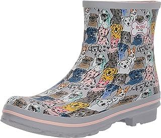 جزمة المطر للنساء من Skechers