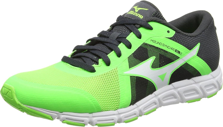 Mizuno Herren Herren Synchro Sl Joggingschuhe, grün  Schnelle Lieferung und kostenloser Versand für alle Bestellungen