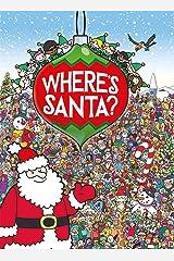 Where's Santa? (Buster Activity) Kindle Edition