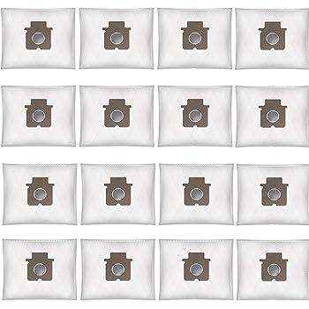 Wessper 16x Bolsas para aspiradora Panasonic MC-E 773 (Sintéticas): Amazon.es: Hogar