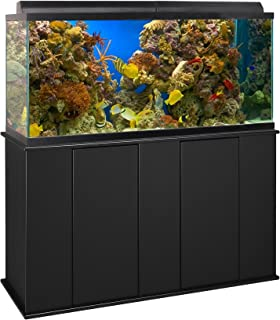 55 gallon fish tank stand with canopy