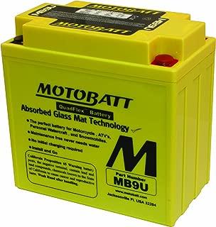 MotoBatt MB9U Lead_Acid_Battery