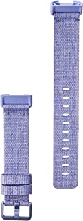 Fitbit FB168WBLVL Charge 3 Band Woven,Periwinkle, Large