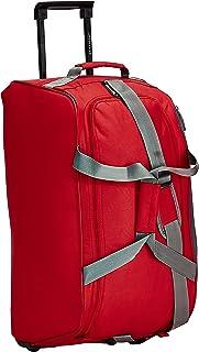 Aristocrat Volt Nxt Polyester 63 cms Red Travel Duffle (DFTVON65ERED)