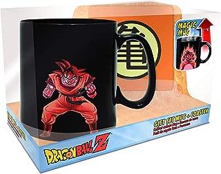 Dragon Ball Z - Goku Magic Mug and Coaster Gift Set