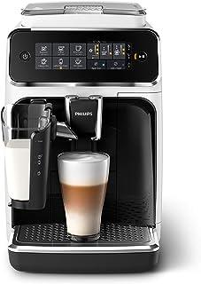 Philips Espressomachine 3200 serie - 5 koffievarianten - Touchdisplay -Automatische melkopschuimer -Perfecte temperatuur...
