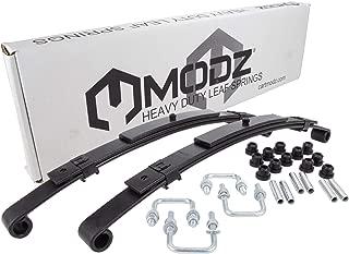 EZGO TXT Heavy Duty Deluxe Rear Leaf Spring Kit