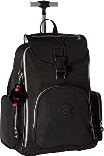 Kipling Luggage Alcatraz Solid Laptop Wheeled Backpack