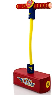 Flybar My First Foam Pogo Jumper for Kids Fun and Safe Pogo Stick for Toddlers, Durable Foam and Bungee Jumper for Ages 3 ...