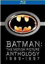 Batman: The Motion Picture Anthology (Batman / Batman Returns / Batman Forever / Batman & Robin)