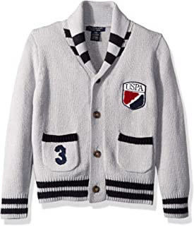 Boys' Cardigan Sweater
