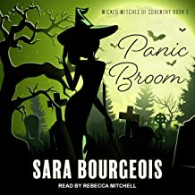 Panic Broom: Wicked Witches of Coventry, Book 5