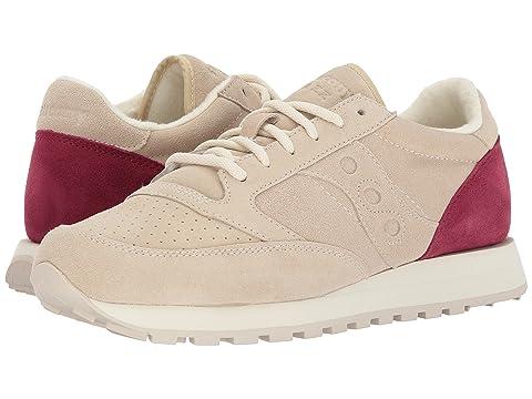 6PM:saucony 圣康尼 Originals Jazz O Premium 中性运动鞋 特价仅售$34.99