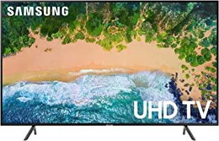 Samsung 55 Inch UHD Smart TV - UA55NU7100KXZN - Series 7 - Black