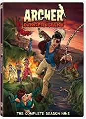 Archer: Danger Island debuts on DVD April 2 from FXX and Fox
