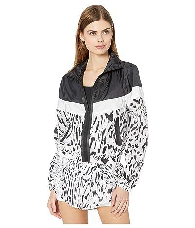Blanc Noir Windbreaker Jacket (Delilah) Women