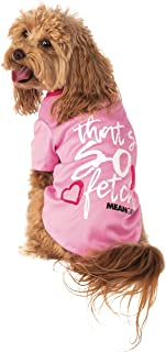 Rubie's Mean Girls So Fetch Pet Costume Tee, X-Small