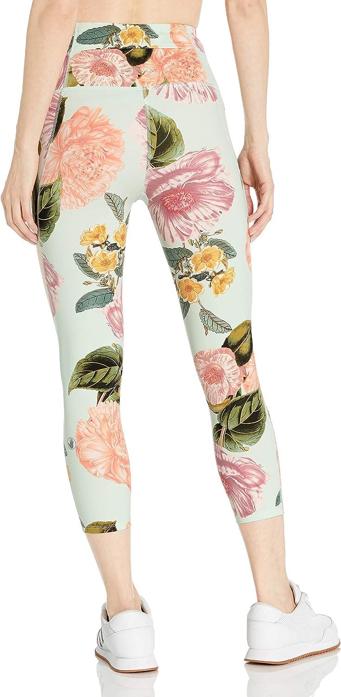 Body Glove Womens Performance Fit Activewear Capri Pant