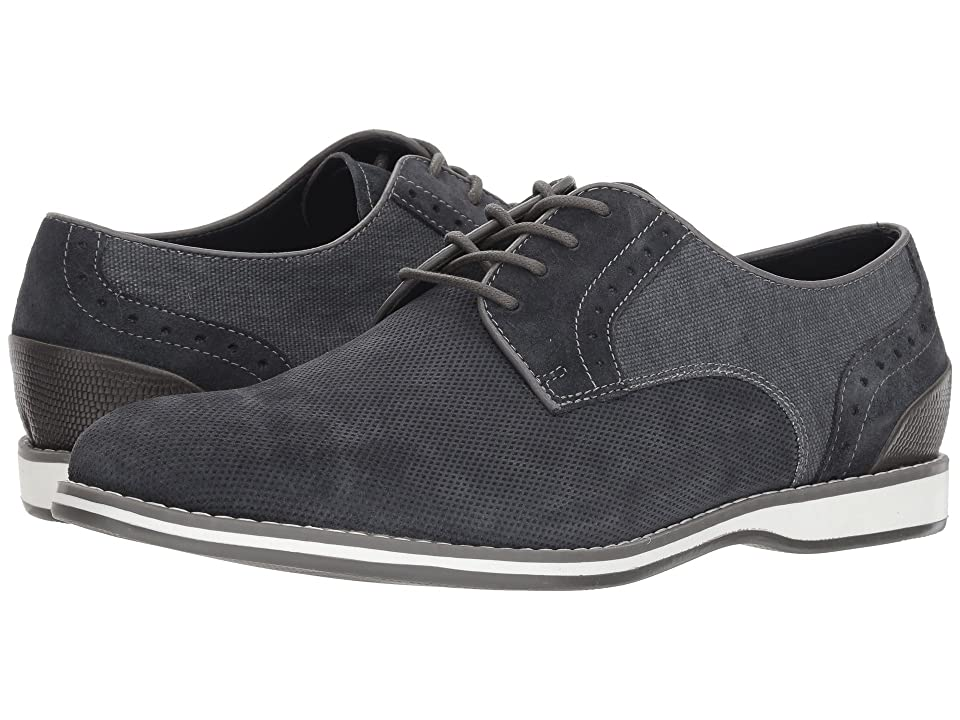 Kenneth Cole Reaction Weiser Lace-Up B (Navy Suede) Men