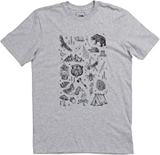 The North Face Men's S/S Novelty Graphic Tee