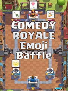 COMEDY ROYALE: Emoji Battle