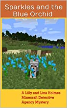 blue orchid minecraft