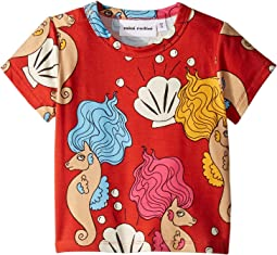 Seahorse Short Sleeve Tee (Infant/Toddler/Little Kids/Big Kids)