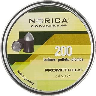 Norica Air Rifles Prometheus .22 Caliber Pellets Tin (250 Count)