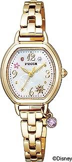 [シチズン] 腕時計 ウィッカ 白蝶貝文字板 世界限定モデル2,000本 限定BOX付 KP2-523-91 レディース ゴールド