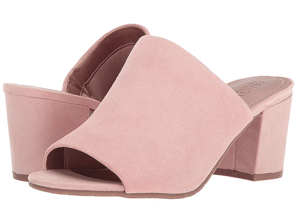 Kenneth Cole Reaction Mass-Ter-Mind 7 (Rose Suede) High Heels