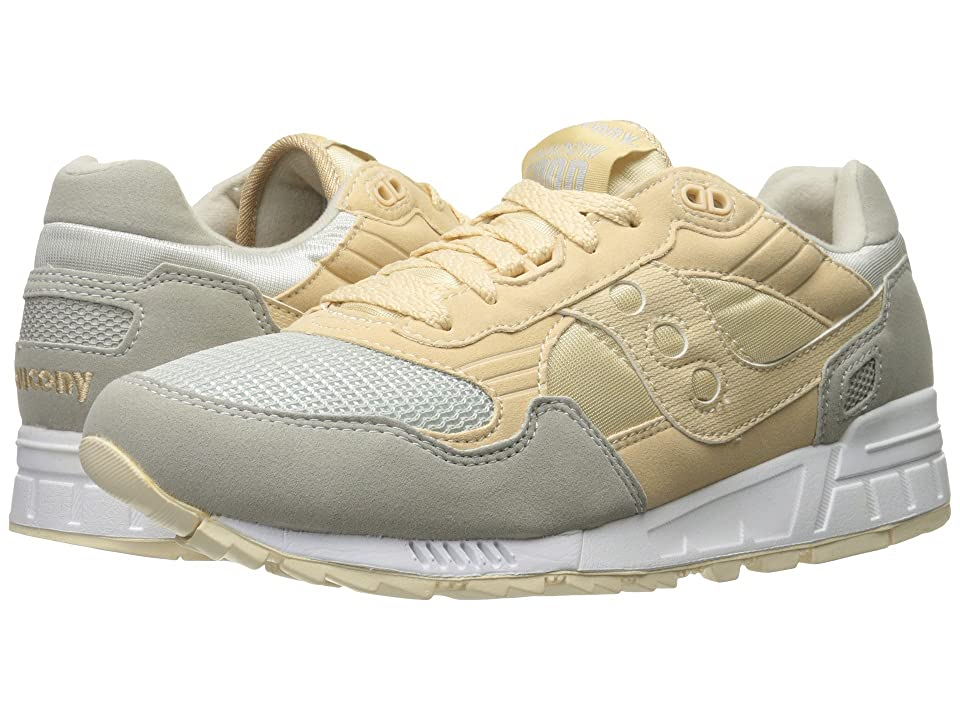 Saucony Originals Shadow 5000 (Light Tan/Grey) Men