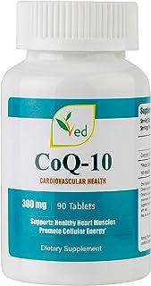 Ved Co Enzima Q10 | Forma activa coq10 | Alta absorción / bioactividad mejorada | Esencial para la salud