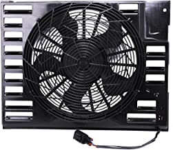 TOPAZ 64546921379 Cooling Fan Assembly for BMW E65 E66 745i 745Li 760i 760Li