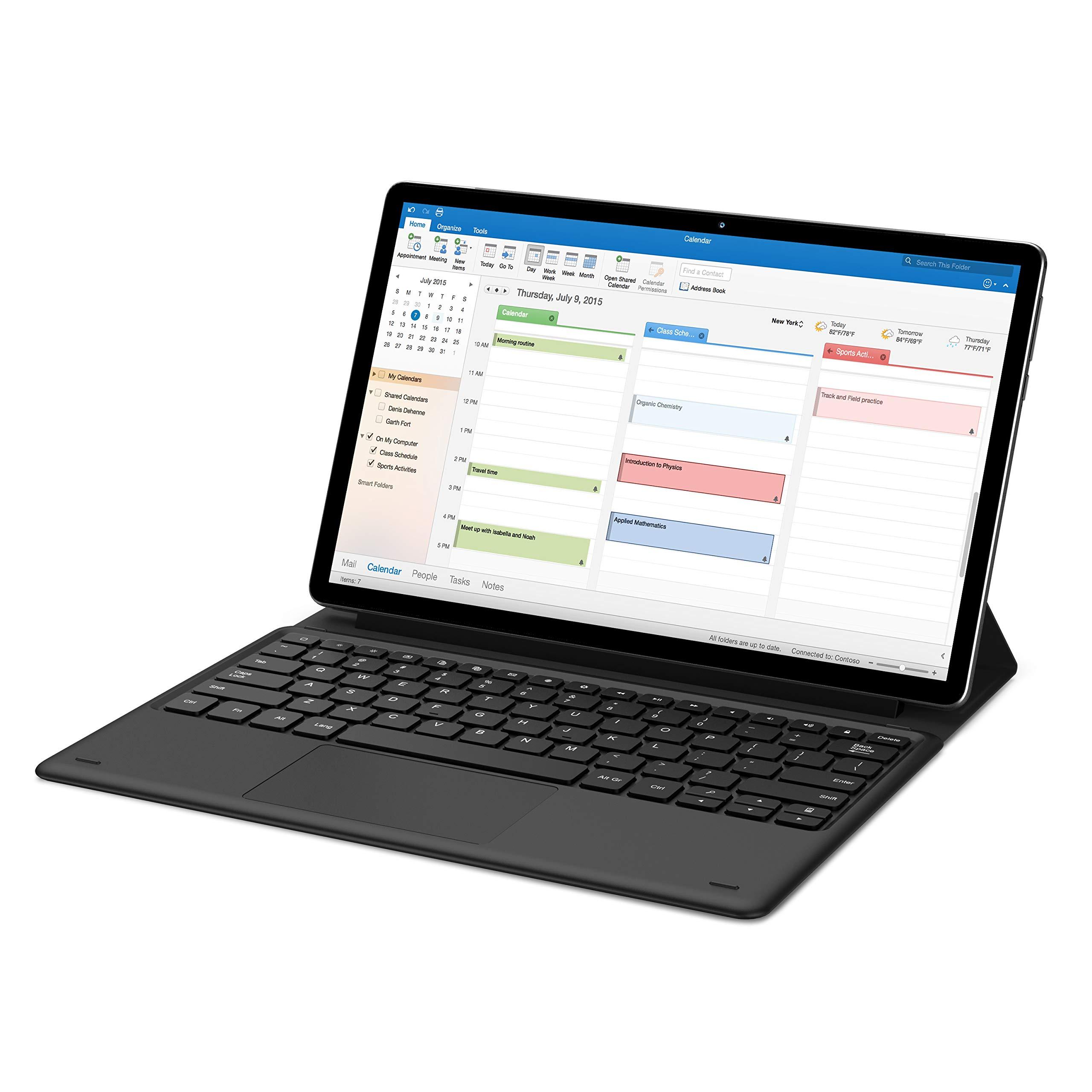 TECLAST TLM16 Teclados para Tablet PC M16 Teclado Inalámbrico Portátil Ultraligero y Delgado para TECLAST Tablet M16: Amazon.es: Informática