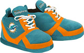 Miami Dolphins 2015 Sneaker Slipper Extra Large