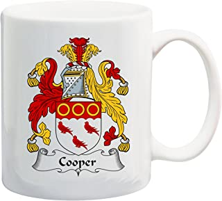 Best cooper family coat of arms Reviews
