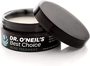 Dr. O'Neil's Best Choice Acne Treatment Cream with 2.5% Benzoyl Peroxide, Retinol and Tea Tree Oil. Specially Formulated f...