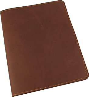 leather notebook cover uk
