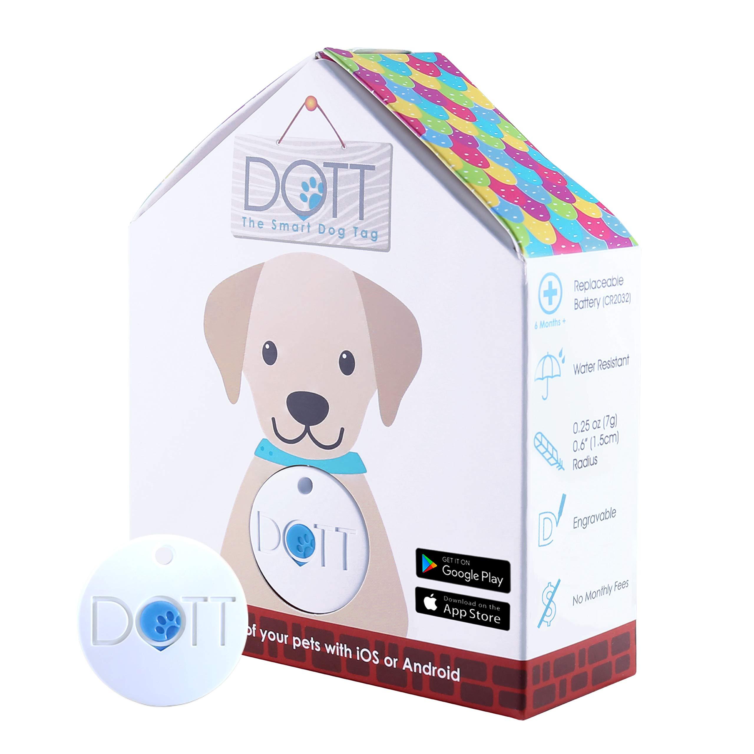 DOTT Smart Dog Tag Subscription