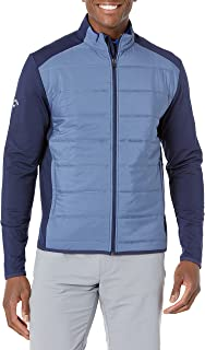Callaway Basics Long Sleeve Ultrasonic Quilted Full Zip Jacket
