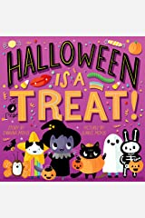 Halloween Is a Treat! (A Hello!Lucky Book) Kindle Edition