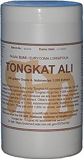 Tongkatali.org's 340 Grams (1.59 oz) Grade A Indonesian 1:200 Tongkat Ali Loose Extract