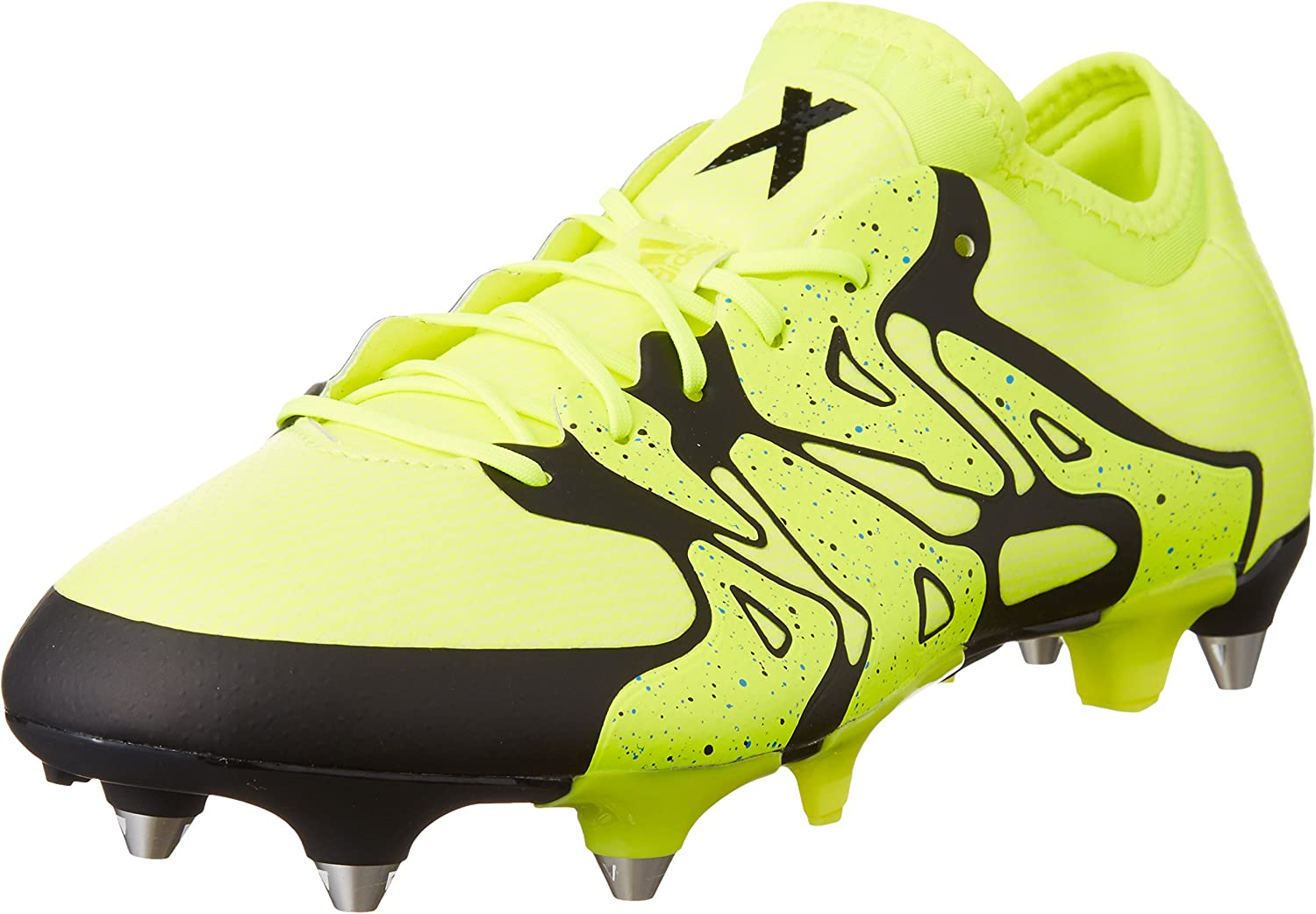 Adidas Men's X 15.1 Soft Ground Football Boots
