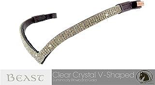 Luminocity Gala V-Shaped Crystal Browband by Beasties