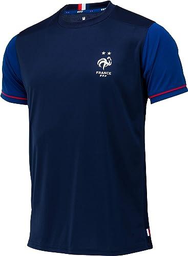 Equipe de FRANCE de football Maillot FFF - Collection Officielle Taille Enfant garçon